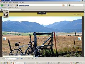 Ride Oregon home page