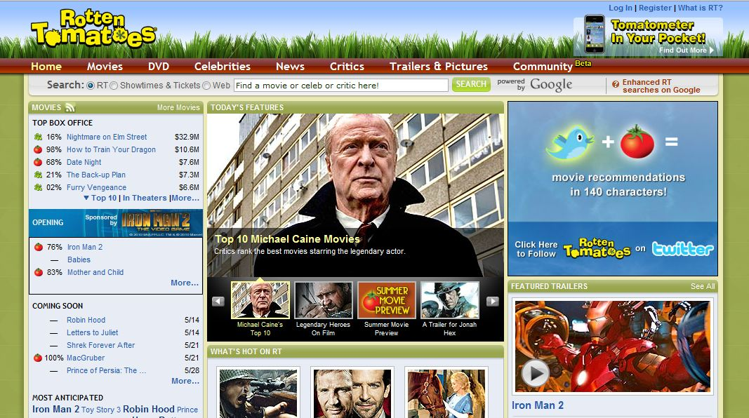 Entertainment | Web Tools For The Digital World